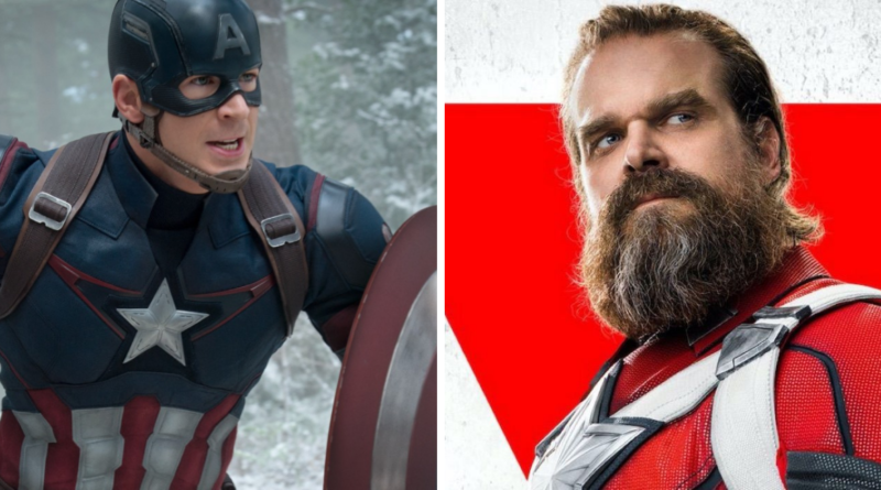 Was Red Guardian telling the truth about Captain America?