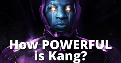 How powerful is kang the conqueror